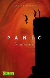 Lauren Oliver Panic: Wer Angst hat ist raus