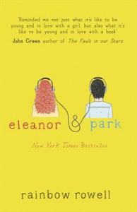 Rainbow Rowell Eleanor & Park