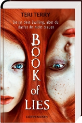 Teri Terry - Book of lies