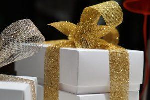 Thema des Monats Dezember: Weihnachtsgeschenke...