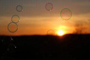 Angela Mohr Zwei Tage, zwei Nächte und die Wahrheit über Seifenblasen