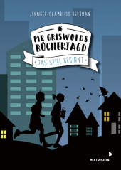 Jennifer Chambliss Bertram -Mr Griswolds Bücherjagd